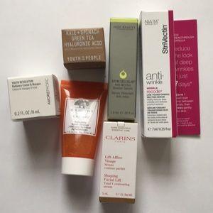 Anti Aging skincare sampler set